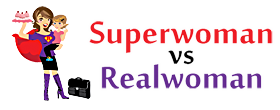 Superwoman vs Realwoman