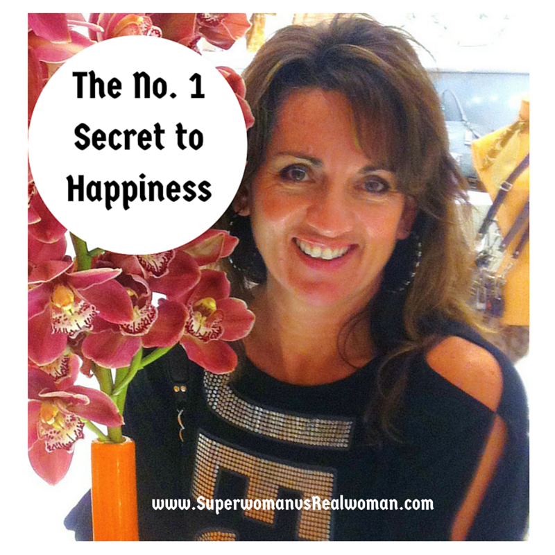 The No. 1 Secret to happiness (2)